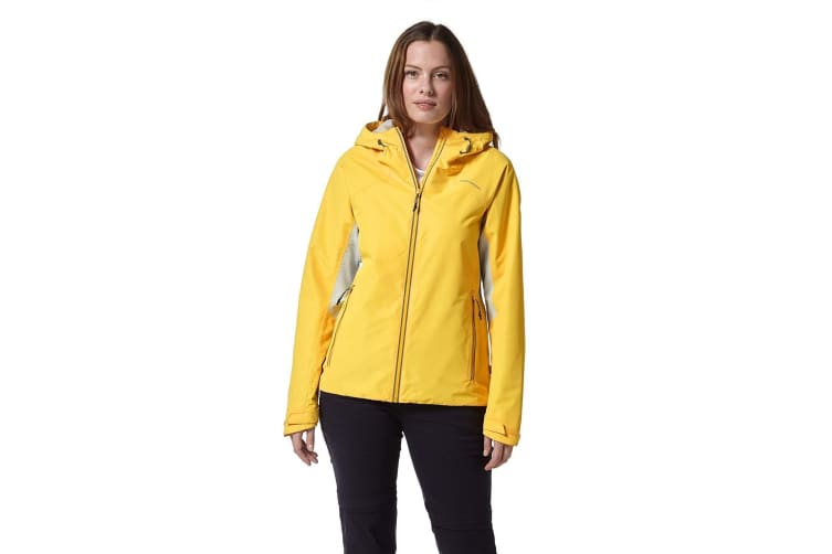 Craghoppers Womens/Ladies Horizon Jacket (Limoncello) (20 UK)