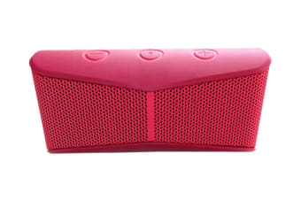 Logitech X300 Mobile Bluetooth Speaker - Red (984-000421)
