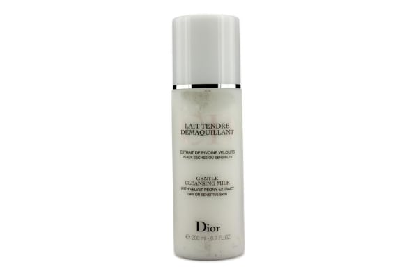 Christian Dior Gentle Cleansing Milk (For Dry/ Sensitive Skin) (200ml/6.7oz)
