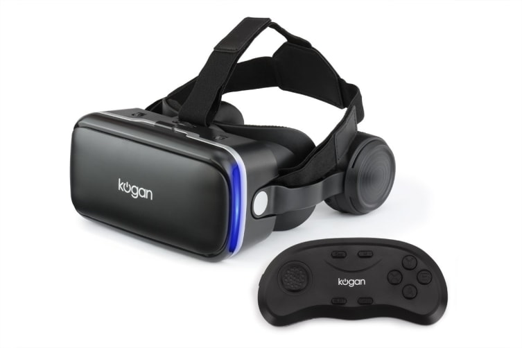Kogan Premium VR Headset & Portable Gaming Controller