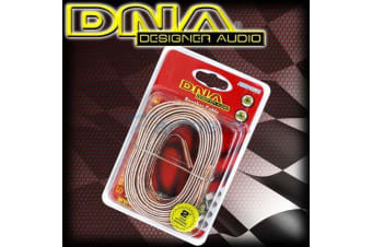 Dna Speaker Wire Cable 18 Guage 12 Metre Car Home Audio System Install Aws1218