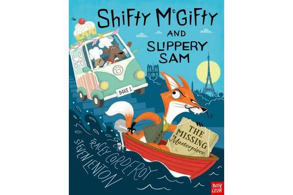 Shifty McGifty and Slippery Sam - The Missing Masterpiece