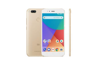 Xiaomi Mi A1 (32GB, Gold) - Global Model