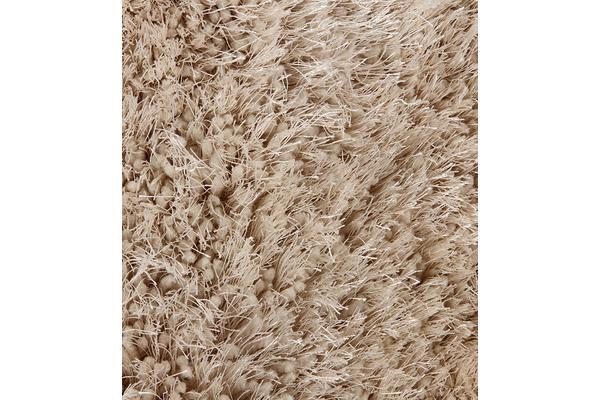 Twilight Shag Rug - Natural 150x150cm