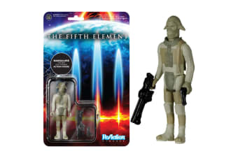 The Fifth Element Mangalore ReAction Figure