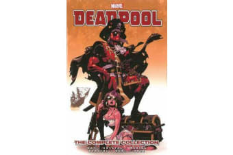 Deadpool By Daniel Way - The Complete Collection Volume 2