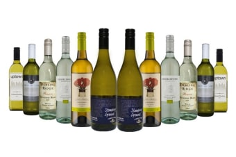 Distinguished White Mixed Wine (12 Bottles)
