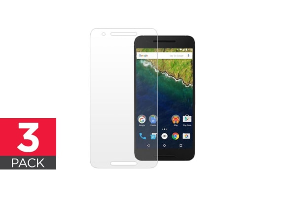 3 Pack Screen Protector for Huawei Google Nexus 6P