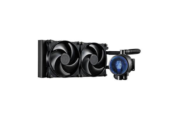 Cooler Master MasterLiquid Pro 280 All in One Watercooling dual 120 fans - Performance extra large