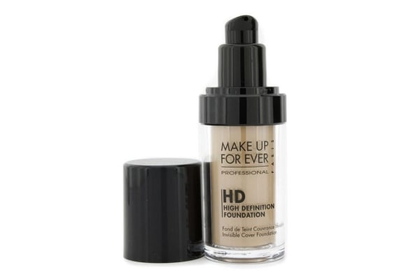 Make Up For Ever High Definition Foundation - #123 (Desert) (30ml/1.01oz)