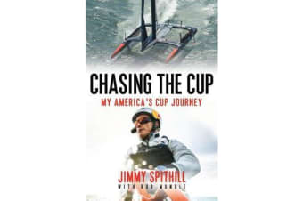 Chasing the Cup - My America's Cup Journey