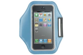 Gecko Sports Gym Running Arm Band for Apple iPhone SE 5/5s Armband Case Cover