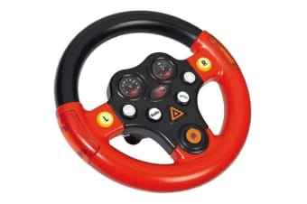 Big Bobby Car Multi Sound Steering Wheel