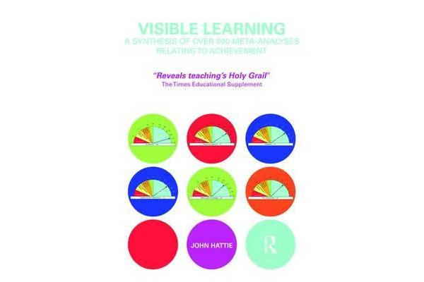 Visible Learning - A Synthesis of Over 800 Meta-Analyses Relating to Achievement