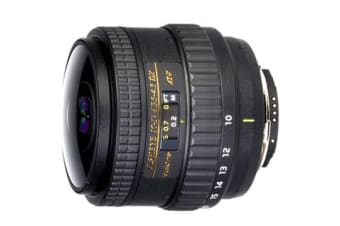 New Tokina AT-X 107 NH Fisheye 10-17mm f/3.5-4.5 DX Lens For Nikon (FREE DELIVERY + 1 YEAR AU WARRANTY)