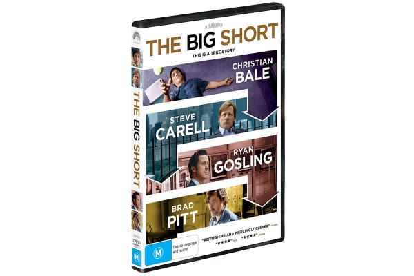 The Big Short DVD