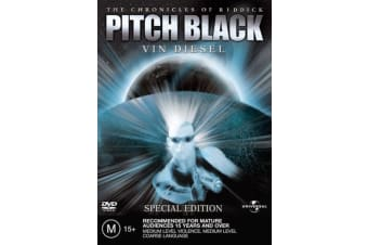 Pitch Black - Special Edition - Rare- Aus Stock DVD Preowned: Excellent Condition