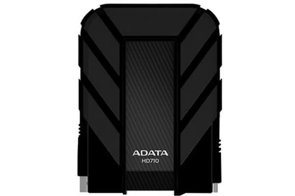 ADATA HD710 External HDD 3TB - USB 3.1 Durable - Black