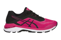 ASICS Women's GT-2000 6 Running Shoe (Bright Rose/Black/White)
