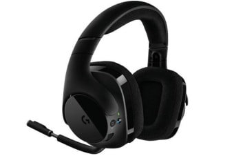 Logitech G533 Headset Head-band Black