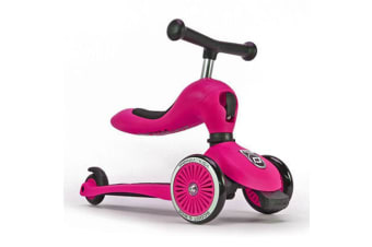 Scoot & Ride Highwaykick 1 Ride On & Scooter - Pink