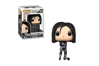 Alita Battle Angel Alita Motorball Body Pop! Vinyl