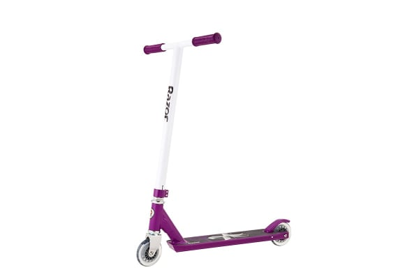 Razor Pro X Scooter (Purple & White)