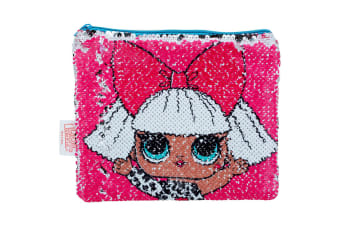 LOL Surprise Sequin Pencil Case