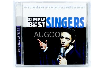 Simply the Best Singers  BRAND NEW SEALED MUSIC ALBUM CD - AU STOCK