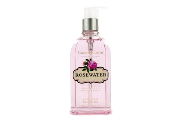 Crabtree & Evelyn Rosewater Conditioning Hand Wash (250ml/8.5oz)