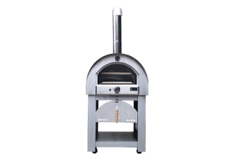 Euro Pizza Oven with Stand Gas EGPZX