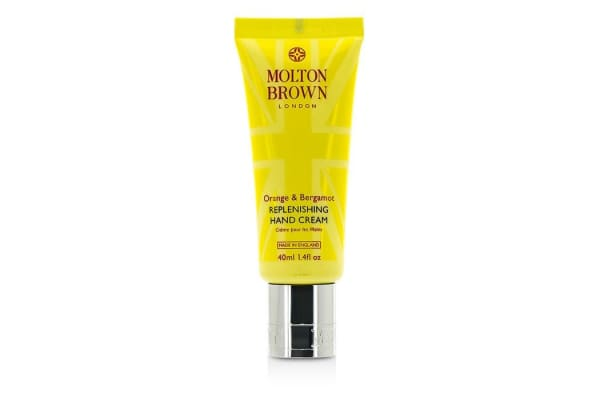 Molton Brown Orange & Bergamot Replenishing Hand Cream (40ml/1.4oz)
