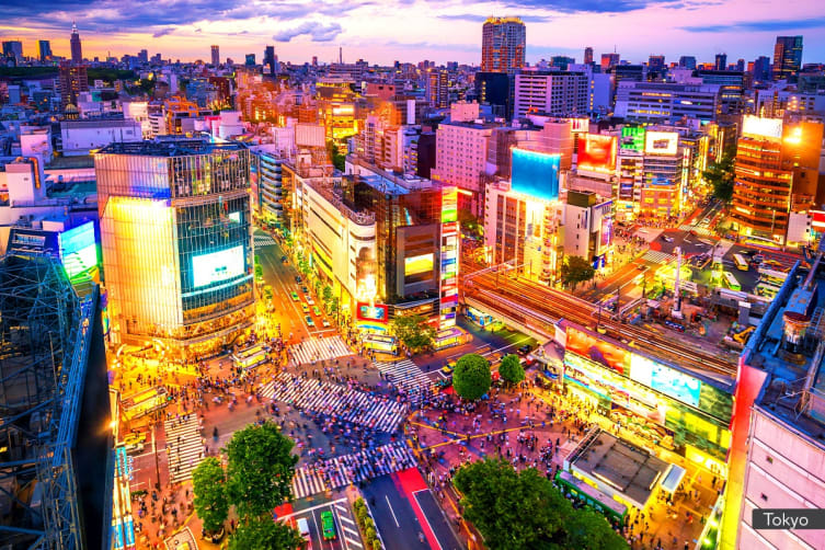 JAPAN & SINGAPORE: 19 Day Discover Japan Including Singapore Stopover Plus Flights for Two