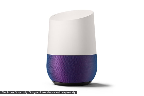 Base for Google Home (Fabric, Violet)