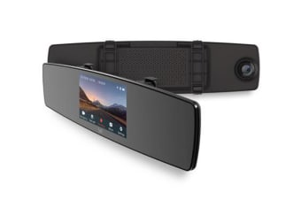 YI Rear Mirror Car Dash Camera