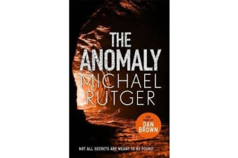 The Anomaly - The blockbuster summer thriller that will take you back to our darker origins...