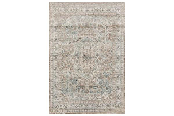 Esquire Central Traditional Beige Rug 400X300cm