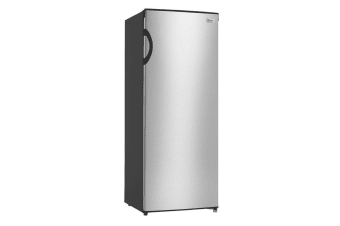 Esatto 237L Upright Fridge - Stainless Steel (EUL237S)