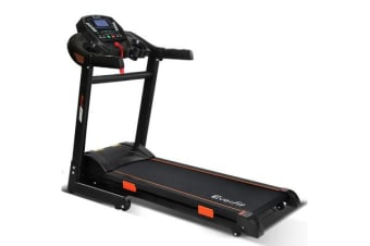 Electric Treadmill (Black)