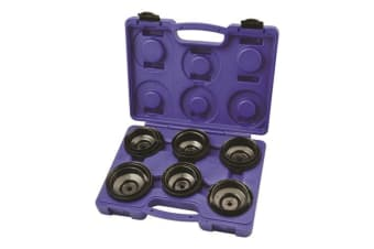 KINCROME OIL FILTER END CAP WRENCH SET KIT 14 , 15, 16 , 18 ,30 , 36 , 45 FLUTES