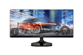 "LG 29"" 21:9 Full HD UltraWide IPS LED Monitor (29UM58)"