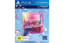 Sony Playstation 4 Sing Star Celebration Microphone Bundle