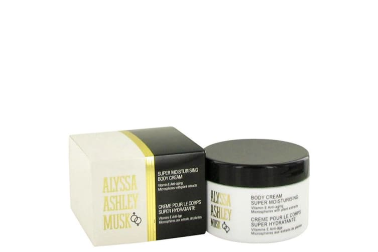 Houbigant Alyssa Ashley Musk Body Cream 251ml