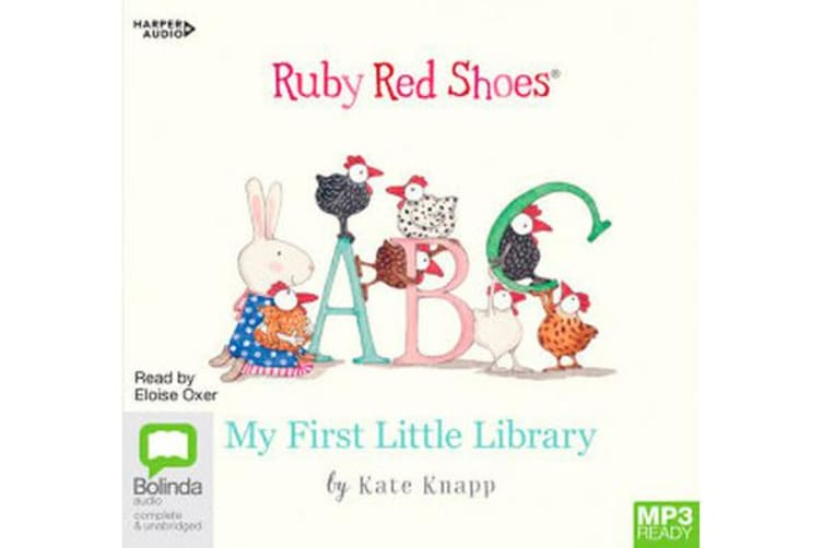 Ruby Red Shoes - My First Little Library
