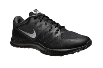 Nike Men's Air Epic Speed TR II Shoes (Black/Reflect Silver/Anthracite, Size 8.5)