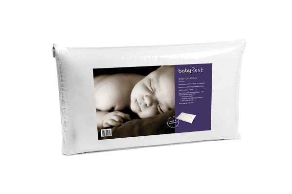 Babyrest Baby Support Foam Core Cot Pillow (ALP2)
