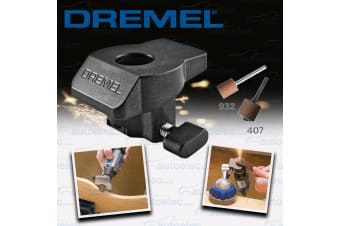 DREMEL ROTARY MULTI TOOL MULTITOOL SANDING GRINDING GUIDE ATTACHMENT KIT A576