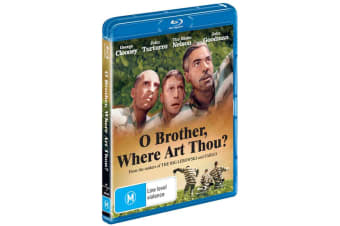 O Brother Where Art Thou Blu-ray Region B