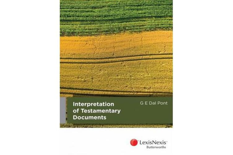 Interpretation of Testamentary Documents