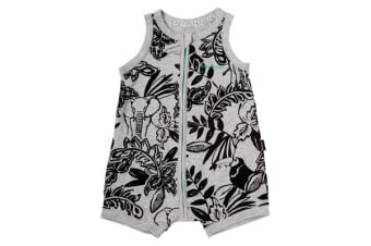 Bonds Baby Romper Wondersuit (Grey)